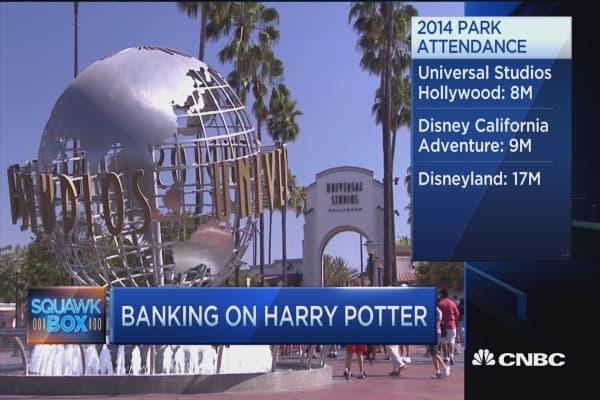 Harry Potter's Wizarding World