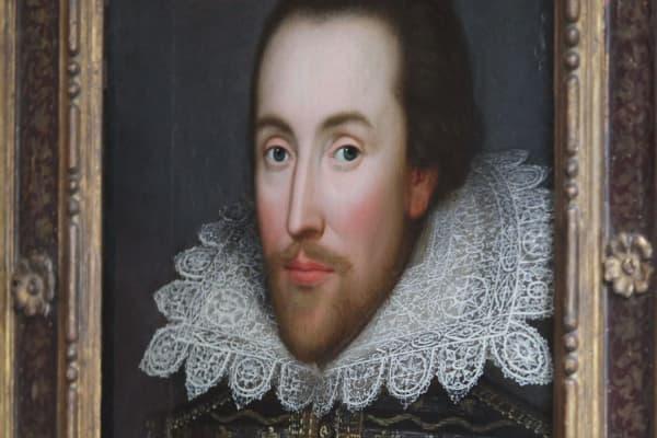 Treasured Shakespeare book found
