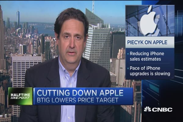 Early to be bullish iPhone 7: Piecyk