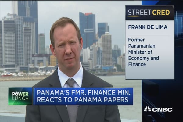 Fmr. Panama Fin Min: Our reputation has taken a hit