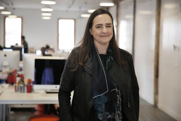 Tina Roth Eisenberg, Tattly founder
