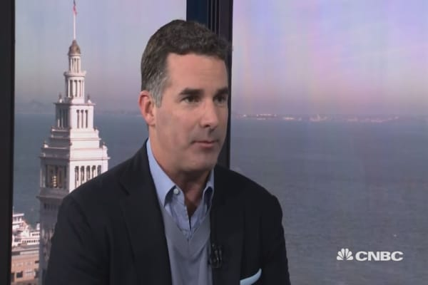 Under Armour CEO Kevin Plank: The rise to the top