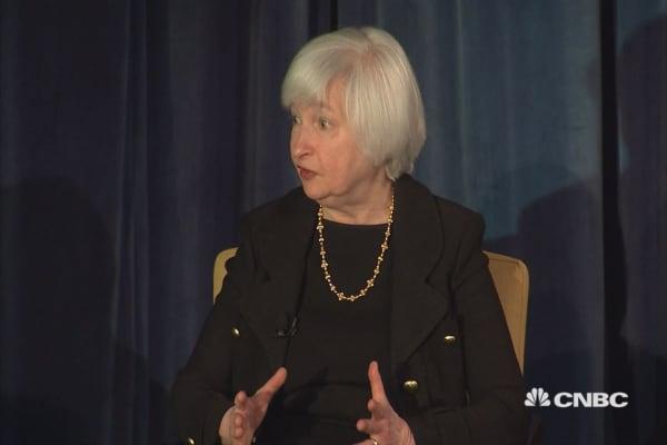 Yellen: TITLE HERE