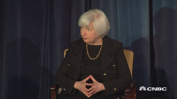 Yellen: Not a bubble economy