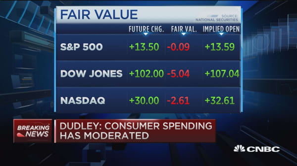 Dudley: Cautious, gradual approach to rate hike