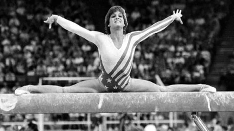 How mental toughness forged gold for Mary Lou Retton