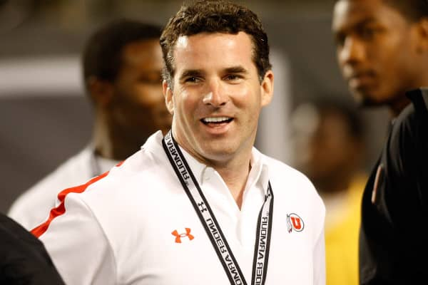 Under Armour founder and CEO Kevin Plank