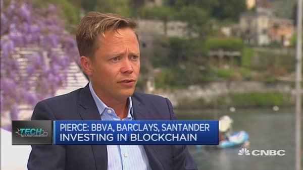 Blockchain is democratizing finance: Chairman