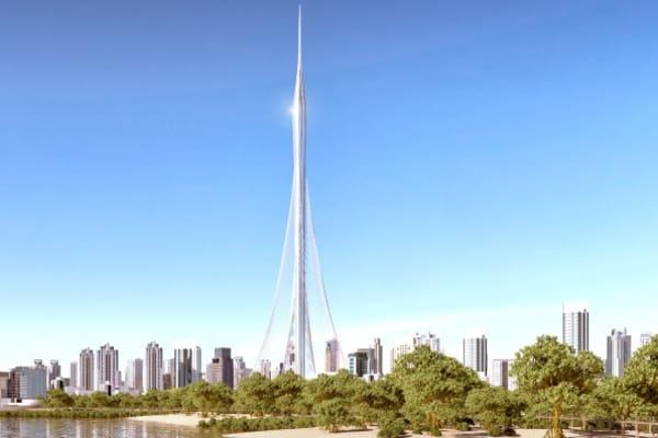 Dubai Creek Harbour Tower
