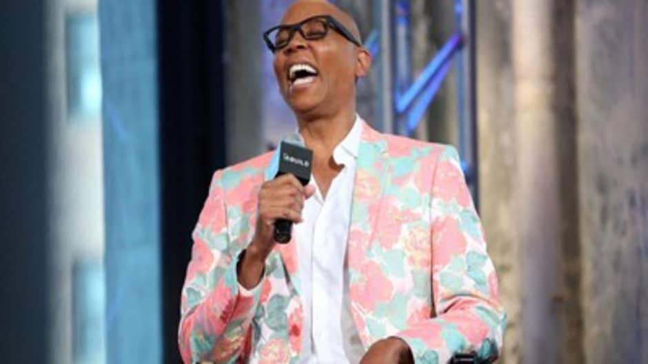 RuPaul shares his secrets to success