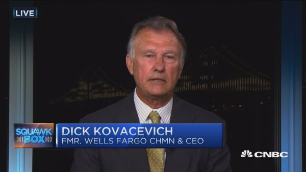 Trump's obnoxious, a bully and a narcissist: Dick Kovacevich