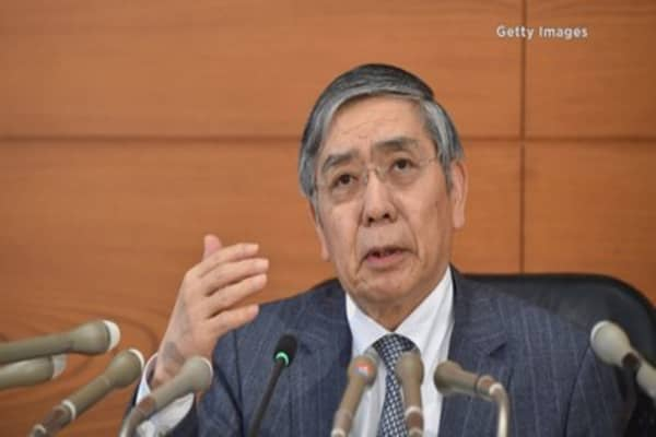 Japan's central bank may intervene again