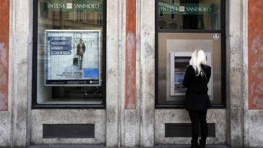 "Italy's new bank bailout fund - dubbed ""Atlas"" - raises questions about its viability."