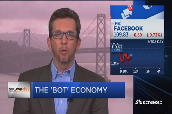 Analyst on FB: This is a place you really need to be