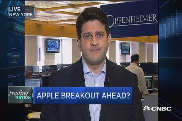 More upside for Apple?