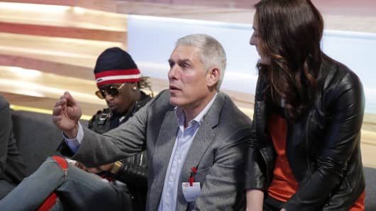 Lyor Cohen, CEO of Warner Music Group
