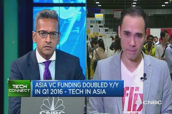 VC scene in Asia