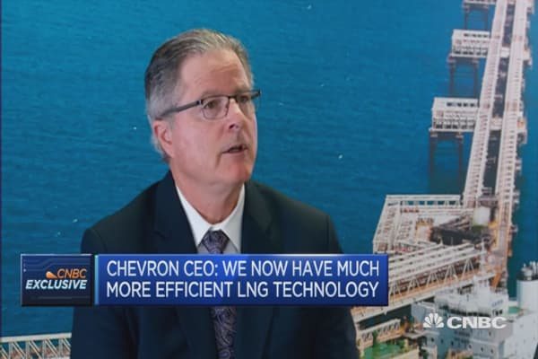 What's next for Chevron?
