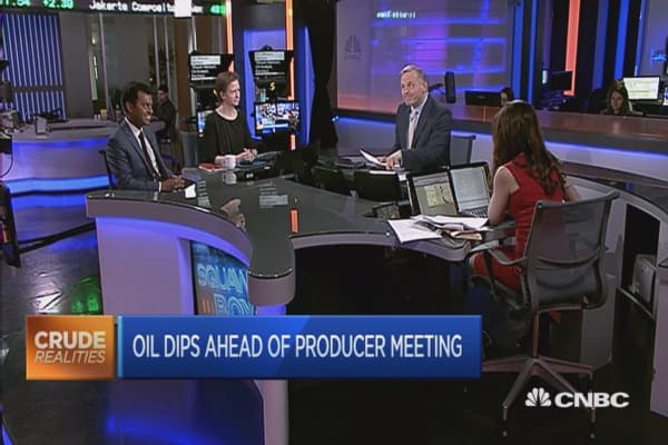 Will the oil producer meeting freeze output?