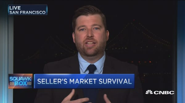 Housing's big story? Inventory is down: Trulia economist