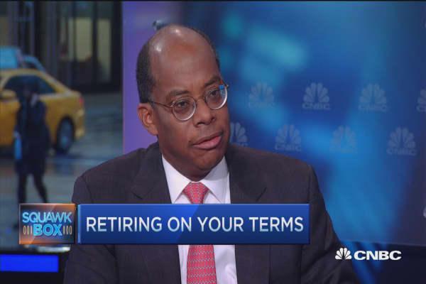 Recipe for retirement: TIAA CEO