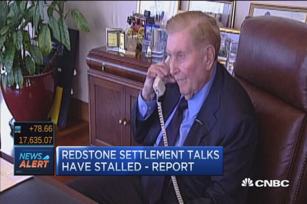 Report: Redstone settlement talks have stalled