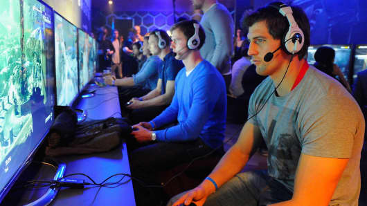 video game competition