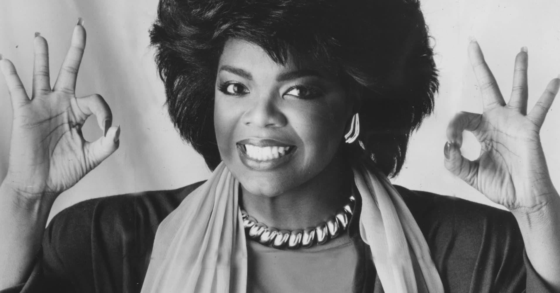 Oprah Winfrey 1978