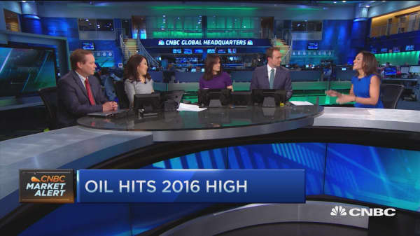 One story that could move oil higher: Helima Croft