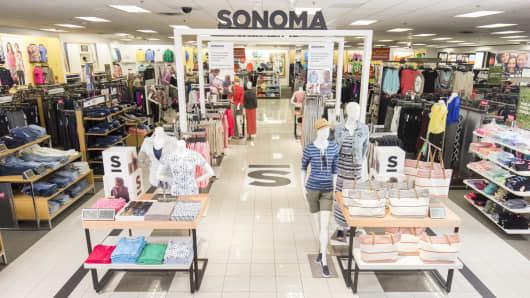 Kolh's Sonoma store.