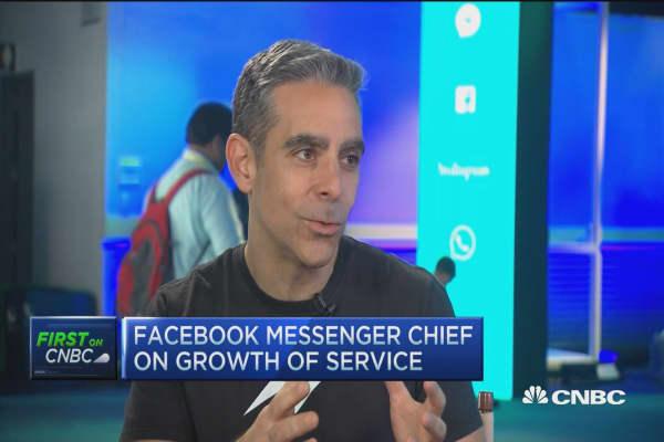 FB Messenger Chief talks bots