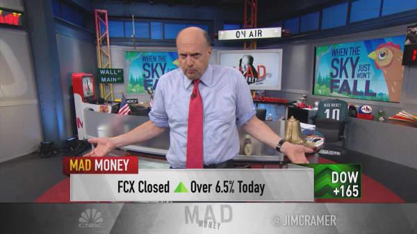 Cramer: This could end oil's downward spiral