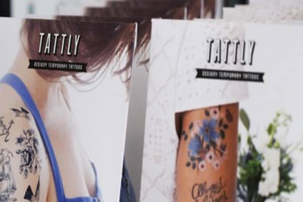 The Tale of Tattly: Temporary tats have staying power