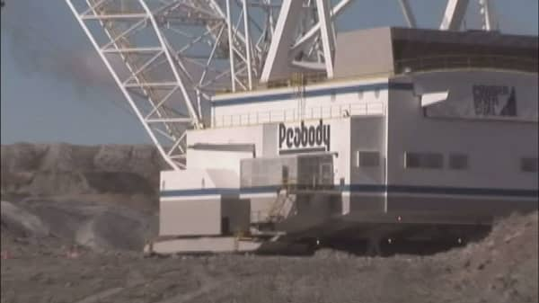 Peabody Energy files for bankruptcy protection