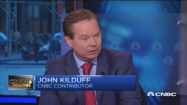 More damage from oil: Kilduff