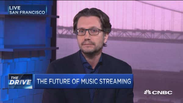 Vevo CEO: It's all about the music