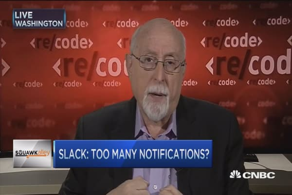 Walt Mossberg: Email's not dead