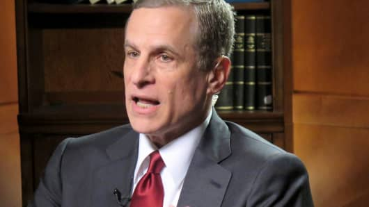 Robert Kaplan, president and chief executive officer of the Federal Reserve Bank of Dallas