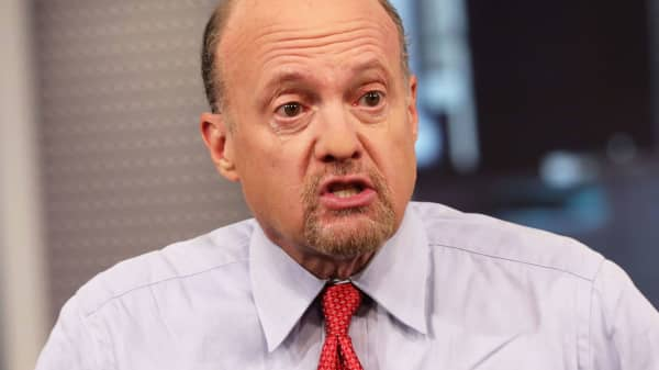 "Jim Cramer on ""Mad Money"""