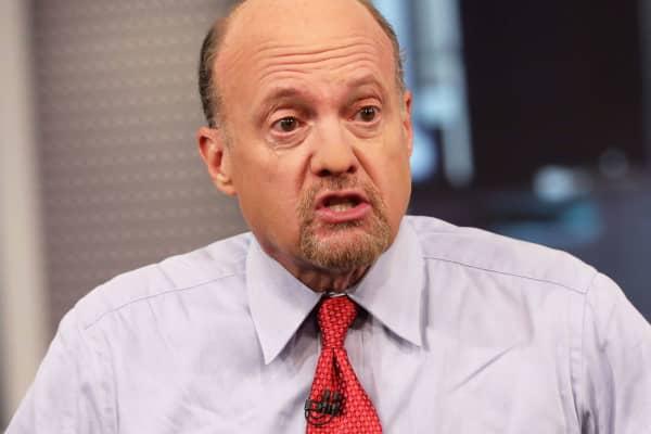 "Jim Cramer on ""Mad Money"""