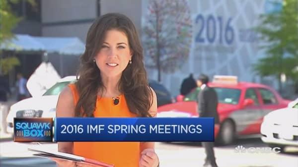 IMF Spring Meeting