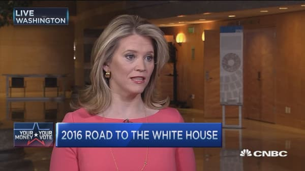 New York 'in the bag' for Trump: Sara Fagan