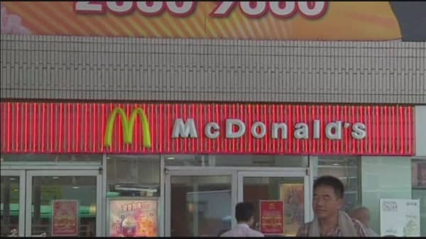 McDonald's eyes buyout firms for North Asia stores