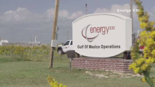 Energy XXI files for Chapter 11 bankruptcy protection