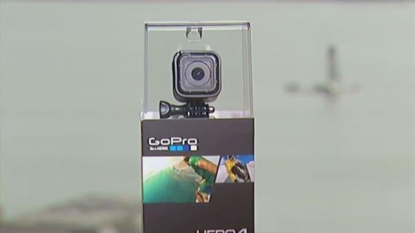 GoPro taps veteran Apple designer