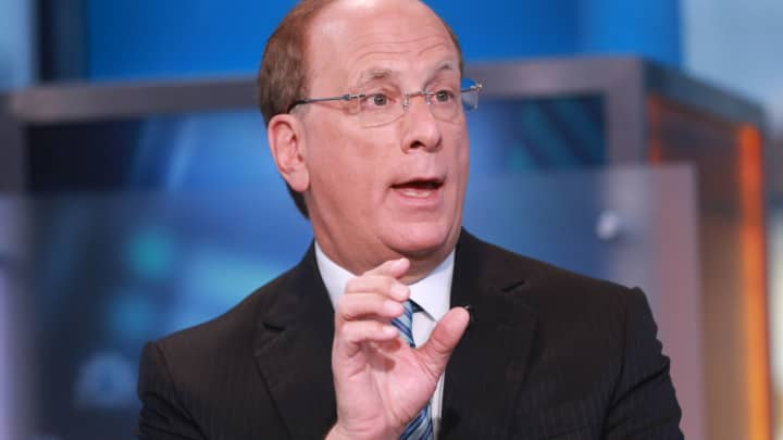 Watch CNBC's full interview with BlackRock CEO Larry Fink