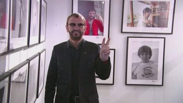 Ringo Starr calls off North Carolina concert