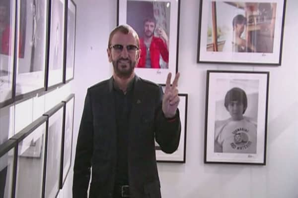 Ringo Starr calls off North Carolina concert