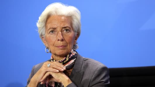 The International Monetary Fund's Christine Lagarde is one of this year's attendees of the Bilderberg Meetings.