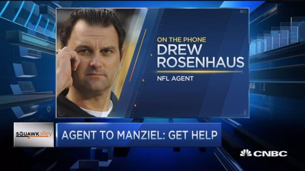 Agent to Manziel: Get help